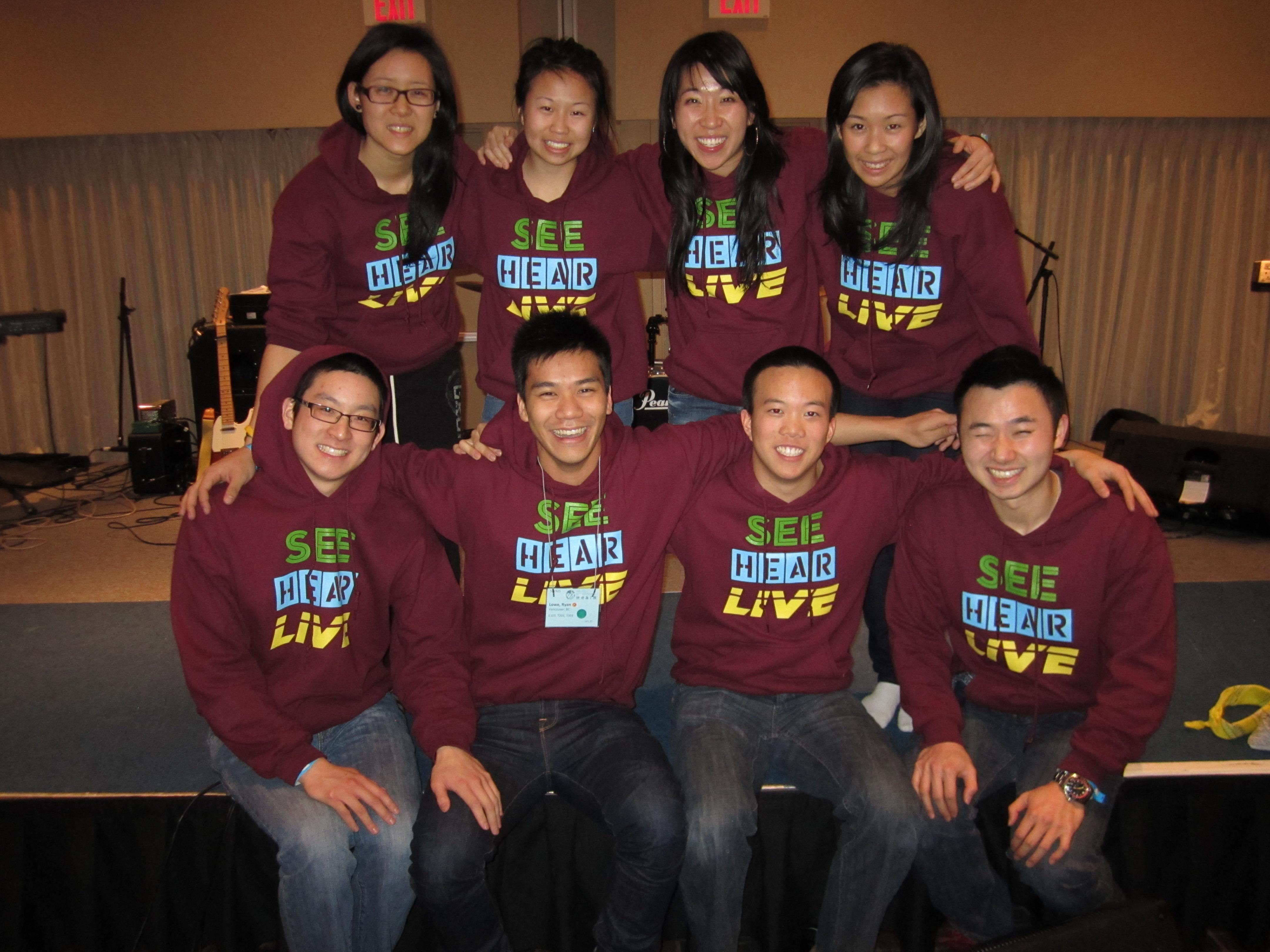 Custom T Shirts For See Hear Live Shirt Design Ideas