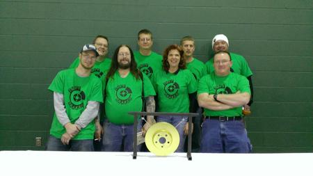 Tuff Brakes Trivia Team T-Shirt Photo