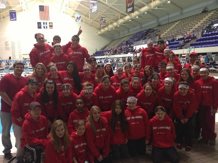 Star Swimmers Dominate In Indianapolis! T-Shirt Photo