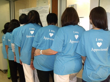 We Appreciate Our Staff T-Shirt Photo