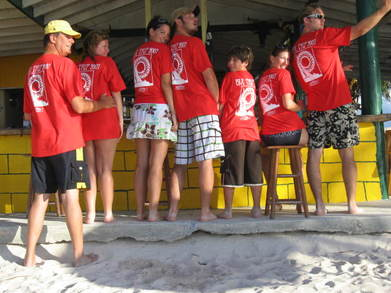 Sailing In The Bvi's T-Shirt Photo
