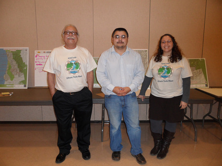 Yurok Tribe Open House T-Shirt Photo