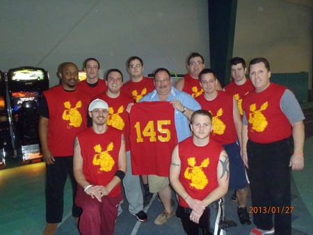 Indoor Flag League T-Shirt Photo