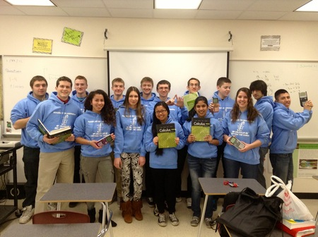 Best Math Class Ever T-Shirt Photo