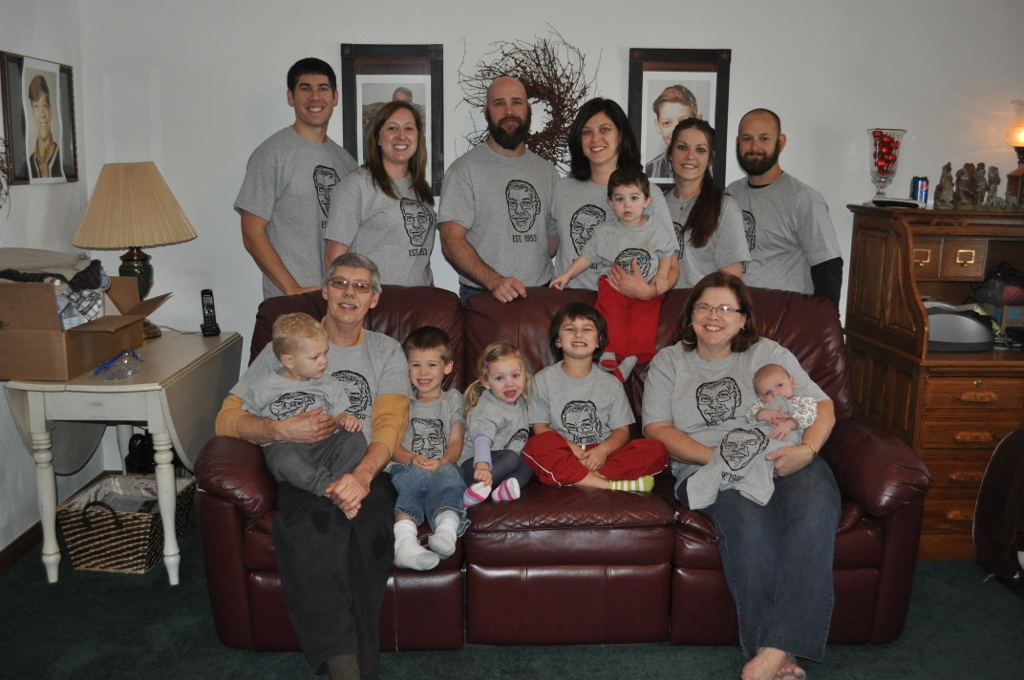 Custom T Shirts For Dads 60th Birthday