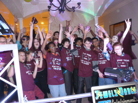 Bnai Mitzvah Magic T-Shirt Photo