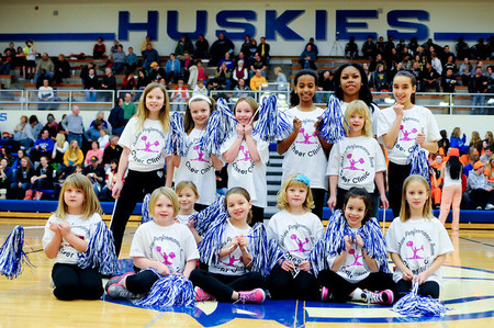 Cheer Clinic Girls! T-Shirt Photo