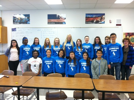 Future Doctors And Nurses Look Sharp! T-Shirt Photo