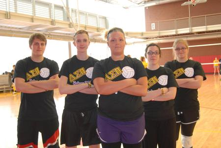 Volleyball Masters! T-Shirt Photo