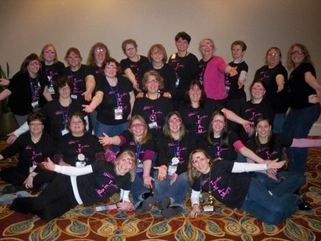 Tasteful Sensations Team T-Shirt Photo