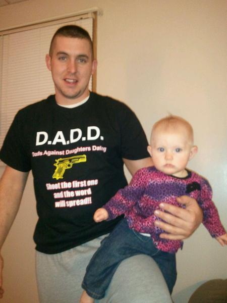 Best Birthday Present Ever!!  T-Shirt Photo