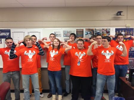 Team Barge T-Shirt Photo