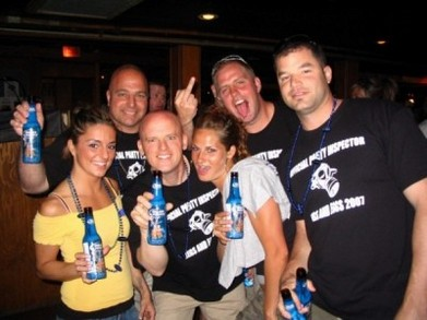 Kegs And Eggs T-Shirt Photo