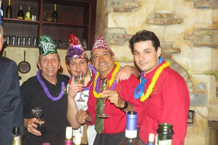 New Year's Eve Celebration At Renzo's Parkland T-Shirt Photo