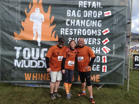 Before The Mud, Sweat And Blood T-Shirt Photo