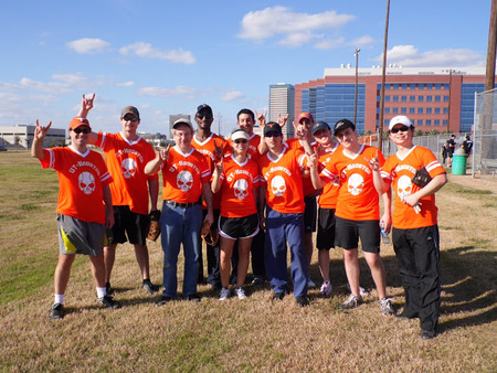 Ut Houston Neurosurgery Residents T-Shirt Photo
