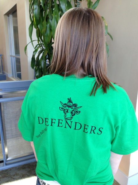 Bmjh Defenders T-Shirt Photo