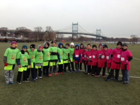 Touch Football Birthday Party In Nyc! T-Shirt Photo