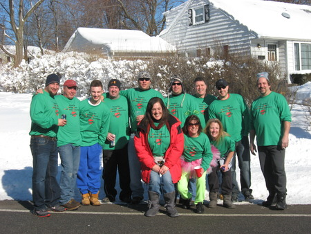 Nys Special Olympics Polar Plunge 2013 T-Shirt Photo