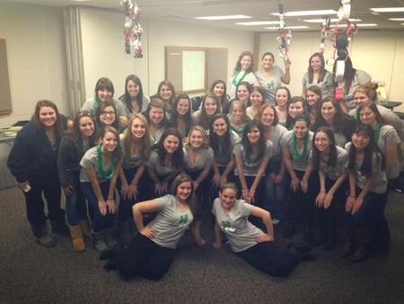Spring Bid Day 2013 T-Shirt Photo