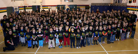 Blanchard Memorial School Stinks T-Shirt Photo
