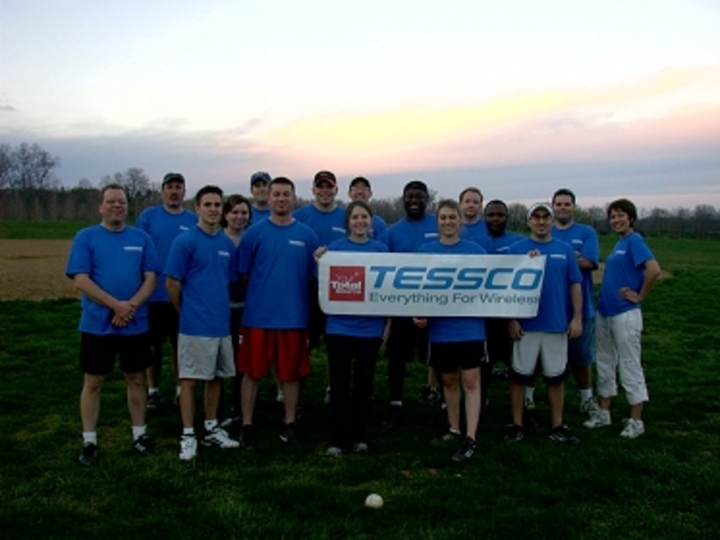 Tessco Blue Thunder T-Shirt Photo