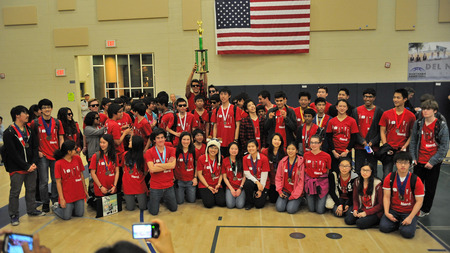 Cca Science Olympiad Wins Competition T-Shirt Photo