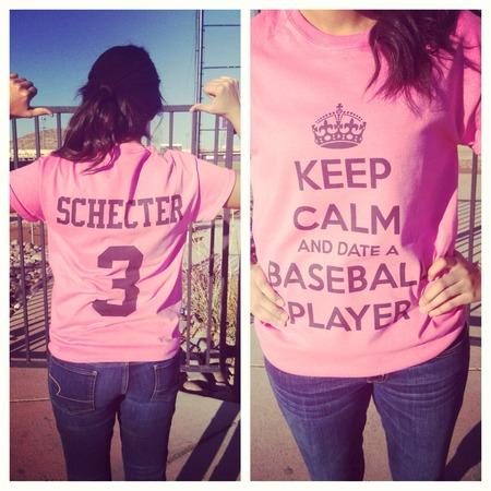 Baseball Season Has Arrived 💗⚾ T-Shirt Photo