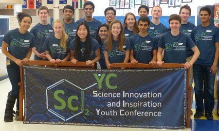 The Science Innovation And Inspiration Youth Conference Team T-Shirt Photo