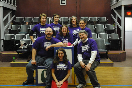 Comtra Players Improv Troupe T-Shirt Photo