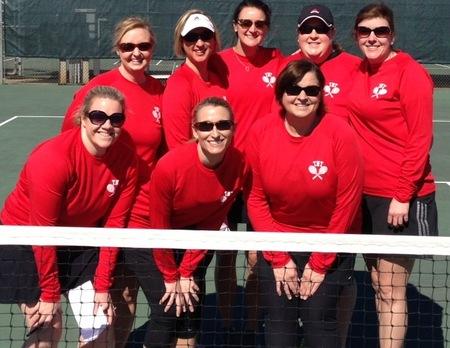Tnt Tennis Team T-Shirt Photo