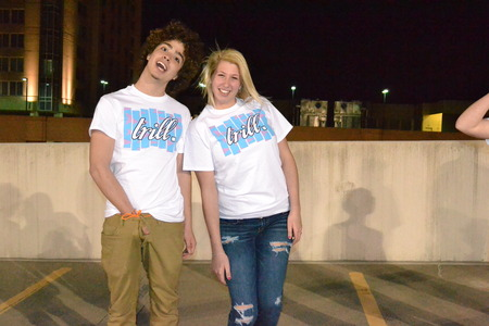 #Trill T-Shirt Photo