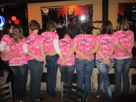 Boys Moms Messing With The Girl Moms T-Shirt Photo