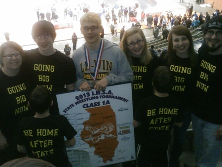State Champion T-Shirt Photo
