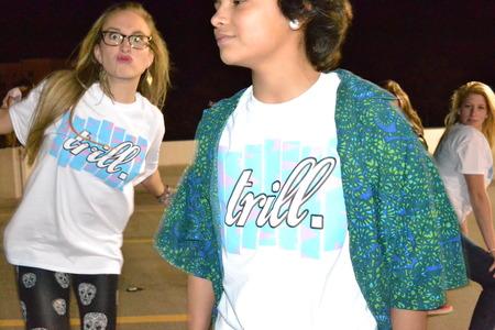 Keepin' It #Trill T-Shirt Photo