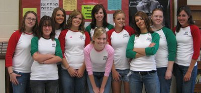 Some Senior Girls T-Shirt Photo