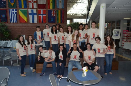 Fhs Clay Club At Empty Bowls T-Shirt Photo