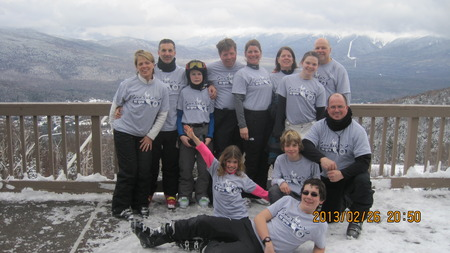 Boothroyd Ski Spree T-Shirt Photo