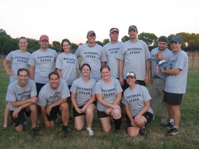 Us House Softball League Champions T-Shirt Photo