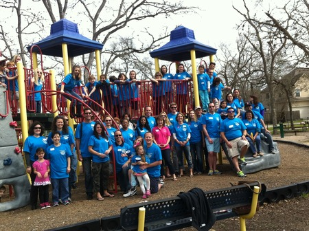 Houston Ts Chapter...What A Great Looking Group! T-Shirt Photo