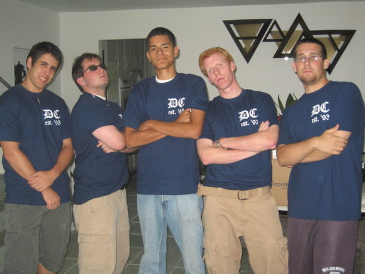 The D Crew Boys T-Shirt Photo