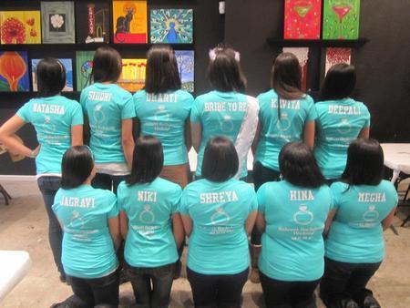 Sabeen's Bachelorette Fun! T-Shirt Photo