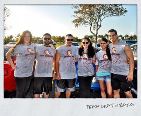 Chasin Bacon Domination T-Shirt Photo