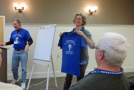 Episcopal Men's Conference 2013 T-Shirt Photo
