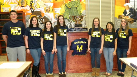 Massapequa High School Trial Team T-Shirt Photo