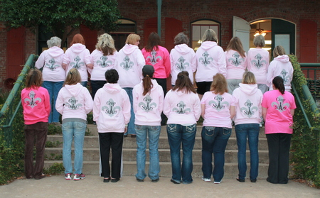 Crop Stars Scrapbook Retreat #11 T-Shirt Photo