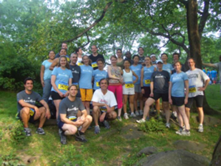Corporate Challenge Race Nyc 2006 T-Shirt Photo