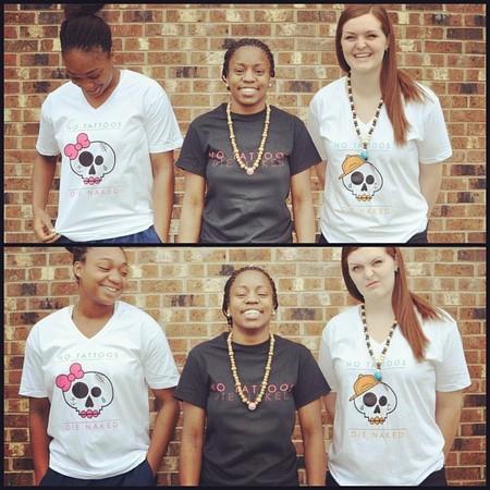 The Ntdn Rep Crew! T-Shirt Photo