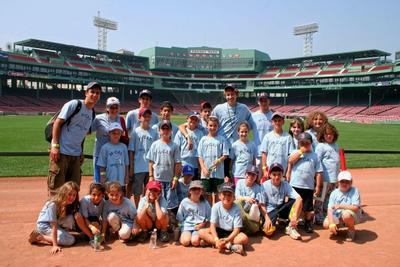 Field Trip To Fenway Park! T-Shirt Photo