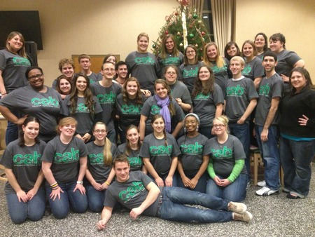Ycp Cab At Christmas! T-Shirt Photo